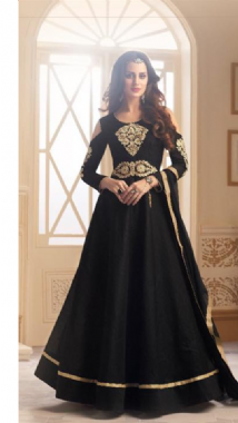 Stylish Black Gown
